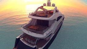 Cruiser Royalty Free Stock Photo