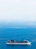 Cruiser - Adriatic sea Royalty Free Stock Image