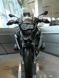 Cruiser (motorcycle) Royalty Free Stock Image