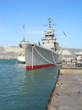 Cruiser a museum Kutuzov Royalty Free Stock Photography