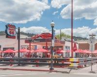 Cruisers Route 66 Café, Williams, AZ Stock Photography