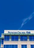 Cruises Corporate Headquarters公主 库存图片