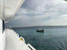 Cruises in het Middellandse-Zeegebied stock fotografie