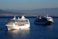Cruises In Italy Royalty Free Stock Image