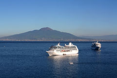 Cruises in Italy Stock Photo