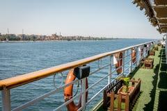 Cruises van de Nijl Egypte stock fotografie