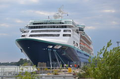 cruiseschepen, zoals wetenschap Royalty-vrije Stock Foto's