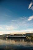 Cruiseschip Royalty-vrije Stock Afbeelding