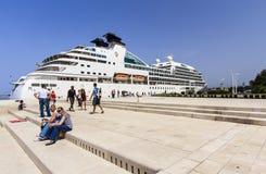 Cruiseschip Stock Foto's