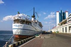 Cruiseschip ADRIANA Stock Fotografie