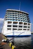 Cruiseschip Costa Deliziosa Stock Afbeelding