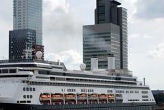 cruiseship Ρότερνταμ Στοκ Εικόνες