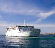 Cruiseship Stockbild