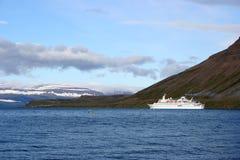 Cruiseship Fotografia Stock