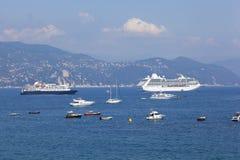 Cruiseship Royalty Free Stock Images