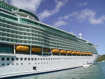 Cruiseship Stock Images