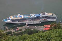 cruiseship Zdjęcia Stock