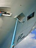 Cruiseship Стоковые Фотографии RF
