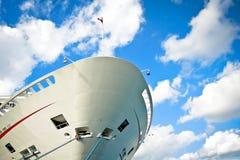 Cruiseship Стоковые Изображения RF