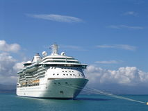 cruiseship image stock