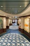 Cruiseship spa zitkamer Stock Fotografie