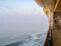Cruisevakantie royalty-vrije stock fotografie