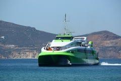 Cruiseveerboot Stock Afbeelding