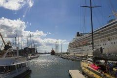 Cruisevoering Stock Fotografie