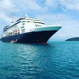 Cruisevoering Stock Foto's