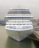 Cruisevoering in Haven Stock Fotografie