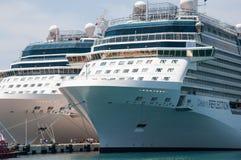 Cruisevoeringen Stock Fotografie
