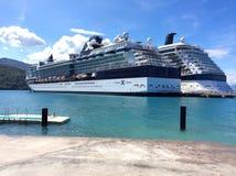 Cruisevoeringen stock foto's