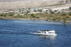 Cruising Boat Royalty Free Stock Photos