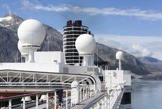 Cruising In Glacier Bay Stock Image
