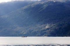 Cruising by the lake Royalty Free Stock Photos