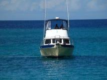 Cruising into lower bay beach Royalty Free Stock Photo