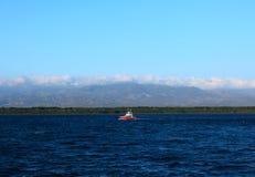 Cruising in Puntarenas Royalty Free Stock Photo