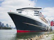 Cruising ship Stock Photo