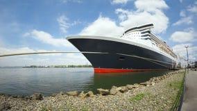 Cruising ship Royalty Free Stock Images