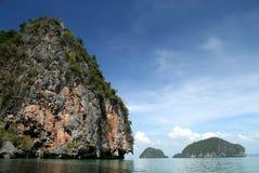 Cruising Thailand Stock Image