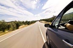 Cruising The Countryside Stock Image