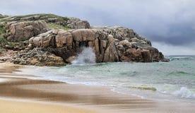 Cruit-Insel Lizenzfreies Stockfoto