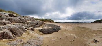 Cruit Island beach Stock Photos
