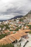 Cruje - the old capitol of Albania Stock Photo