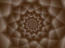 Crujido espiral Fotografía de archivo libre de regalías