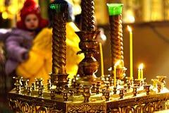 Crujido ortodoxo Fotografía de archivo
