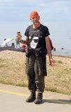 Crujiente viejo el pirata Fotografía de archivo libre de regalías
