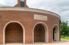 Crum Auditorium on the Campus of Southern Methodist University Stock Images