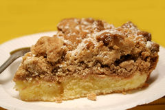 Crumb Cake Royalty Free Stock Photography