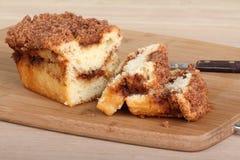 Crumb Cake Bread Stock Image